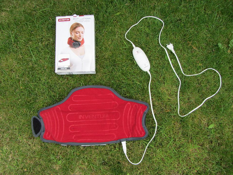 Inventum Elektrisch Kussen : Dossierd elektrisch warmtevest